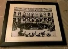 Framed photograph 'Corn Exchange, Leeds'