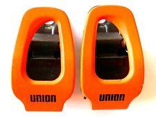 Union Snowboard Bindings Aluminium Toe Ratchets/Schnalle Replacement Orange