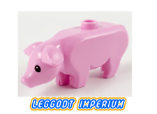 LEGO Pig -  Harry Potter Weasley Burrow pink animal FREE POST