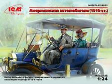 1/24 American car enthusiasts (1910s) (ICM)