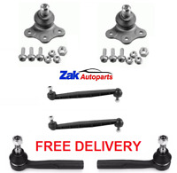 Vauxhall Astra H Mk5 05-10 Front Drop Links, Track Rod Ends & Ball Joints SET