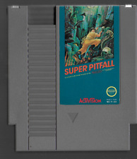 Super Pitfall (Nintendo Entertainment System, 1987) Activision