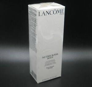 Lancome Nutrix Royal Body Intense Restoring Lipid- Enriched Lotion 200 ml