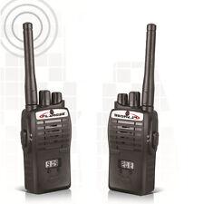 Para Niños 2X Walkie Electrónico Juguetes Portátil dos vías Radio Juego Nuevo