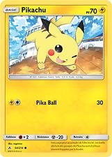 Pokemon - Pikachu - Reverse - SL10 - 54/214 - VF Français