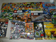 HUGE LEGO LOT 7239 8190 8189 81917961 6083 7962 6080 STAR WARS MINIFIG 6953 6073
