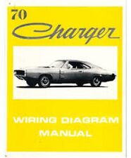 1970 Dodge Charger Wiring Diagram Manual