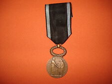 Medaille Sociétés de Secours Mutuels Bronze - French Medal / Roty