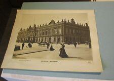 1905 Era Arsenal Building Berlin Germany Photo New Photography Society 3613