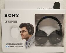 New 2017 Sony MDR-ZX770BN / 780DC Wireless Bluetooth Noise Cancelling Headphones