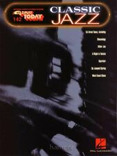 Classic Jazz E-Z Play Today Very Easy Keyboard Sheet Music Book