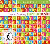 PERPETUUM JAZZILE - VOCAL ECSTASY CD+DVD----------24 TRACKS--------- NEU