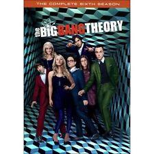 The Big Bang Theory: The Complete Sixth Season (DVD, 2013, 3-Disc Set)