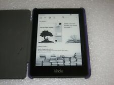 *Ads Free* Kindle Voyage Wi-Fi, 6in, 300 ppi, 4GB, 7th Gen - Cover Case Bundle