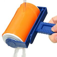 Hangerworld™ Washable Sticky Lint Roller Fluff Pet Hair Dust Remover Clothes