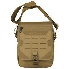 Pentagon Messenger Utility Bag Shoulder Carry Pouch Travel Hiking MOLLE Coyote