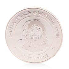 Christmas Merry Santa Claus Commemorative Coin Challenge Souvenirs Token Gift