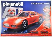 Playmobil 3911 - Porsche 911 Carrera S - NEU NEW OVP