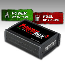 CHIP TUNING POWER BOX PEUGEOT   307  2.0 HDI 110 hp Ecu Remap Chiptuning