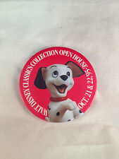 """WDCC Disney Pin - 3"""" Dia - 101 Dalmations - Lucky"""