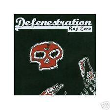 Defenestration / Ray Zero - Neuwertig (Ungespielt) !!!