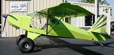 Aircraft Highlander Ultralight Usa Airplane Mahogany Kiln Wood Model Large New