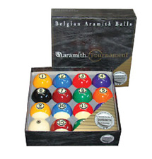 Aramith Tournament Balls Pool Billiards