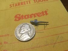 starrett small fine pointed chrome indicator tip 6632-8 6632/8 machine shop new