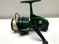 Vintage Green - Custom - Abu Garcia Cardinal C4X Spinning Fishing Reel