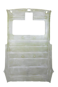 Reproduction MK2 VW Golf Headliner with Sunroof for 3 door cars (UNCOVERED)