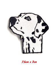 Dalmatien Chien Mignon Animal Chien Brodé Repasser Patch à Coudre #824