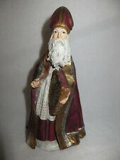 St. Nicholas Duncan Royale Dolfi History Of Santa First Edition 40/500 Signed