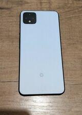Google Pixel 4 XL chiaramente 64GB Bianco-Sbloccato RETE + Garanzia del produttore