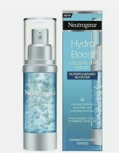 Neutrogena Hydro Boost Supercharged Serum with Hyaluronic Acid & Trehalose 30ML