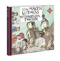 PETER KAEMPFE - VON MARTIN LUTHERS WITTENBERGER THESEN   CD NEW