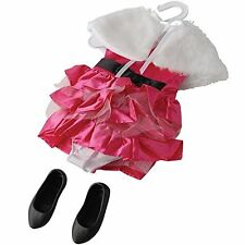"""Today's Girl 4 pc. Party In Pink Dress Set for 18"""" Doll"""