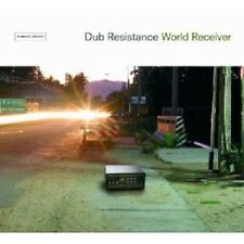 """DUB RESISTANCE """"WORLD RECEIVER""""  CD NEW!"""