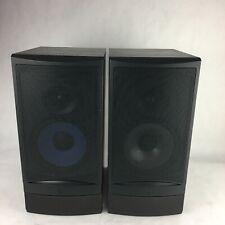 "Set of 2 Infinity Reference 2000.3  2 Way Loud Speakers 8 Ohm 15-125 Watt 16"" T"