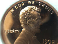 """1992 S Proof Cameo Lincoln Memorial Cent  in HOLDER """"PR70CAM"""""""