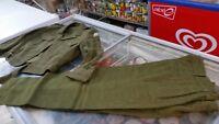 idf israel pair of obsolete high rank idf officer (sgan aluf very good condition