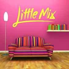 LITTLE MIX Vinyl wall art sticker decal