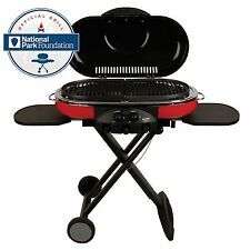 "NEW Coleman Road Trip Propane 36"" Camping Outdoor Grill LXE 10,000 BTU Tailgate"