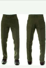 Mens Classic Lightweight Work Trousers Size 34  Short Olive colour.