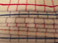 Jumbo XL Terry 100% Cotton Catering Grade Restaurant Kitchen Tea Towels Dish