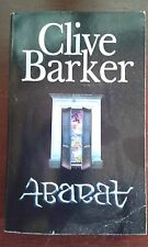 Abarat by Clive Barker 2004 published by Voyager