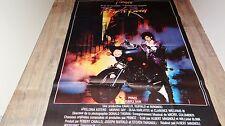 prince PURPLE RAIN !  affiche cinema musique moto