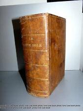 Collector SAINTE BIBLE SEGOND Oltramare Société Biblique Edition de 1893 scarce