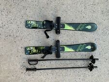 New listing Lucky Bums First Tracks Toddler Skis And Poles