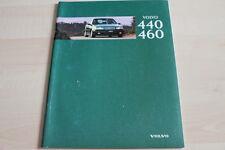 120186) Volvo 440 460 Prospekt 1996