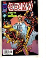 Lot Of 8 Generation X Marvel Comic Books # 24 25 26 27 28 29 30 31 X-Men JD5